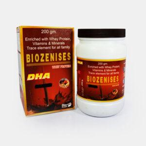 Biozenesis DHA