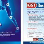 GST Rose Trio