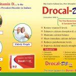DROCAL D3 10KTAB