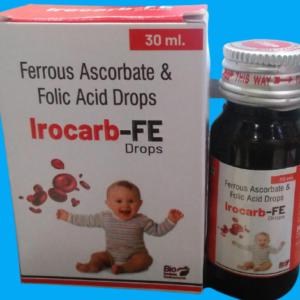 Irocarb-FE Drops