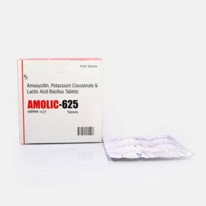 Amolic 625