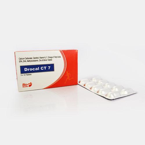 Drocal CT 7