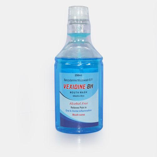 Vexidine BH - Mouthwash