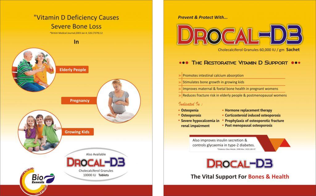 Drocal-d3 10k